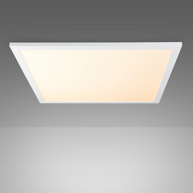 Globo Lighting Rosi LED Deckenleuchte mit Dimmer und CCT, quadatisch