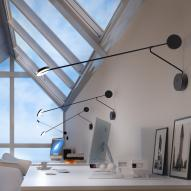 GROK by LEDS-C4 Invisible LED Wandleuchte mit Dimmer