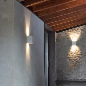 GROK by LEDS-C4 Prime LED Wandleuchte, eckig