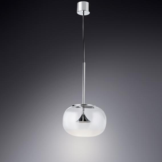 GROK by LEDS-C4 Alive LED Pendelleuchte 1-flammig