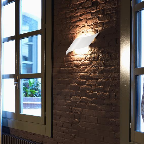 GROK by LEDS-C4 Rizz LED Wandleuchte klein