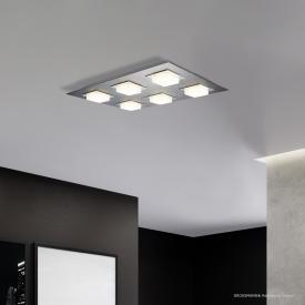 GROSSMANN Basic LED Deckenleuchte, 6-flammig