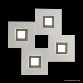 GROSSMANN Karree LED Deckenleuchte, quadratisch