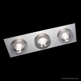 GROSSMANN Q LED Decken-/Wandleuchte, 3-flammig