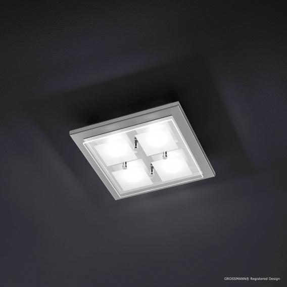 GROSSMANN Domino LED Deckenleuchte 4-flammig