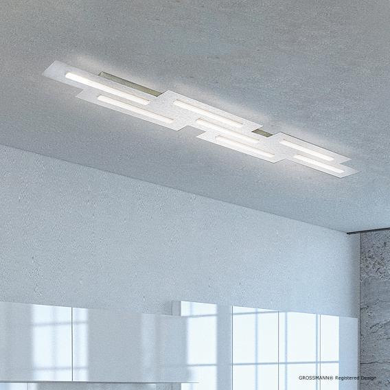 GROSSMANN Fis LED Deckenleuchte 7-flammig