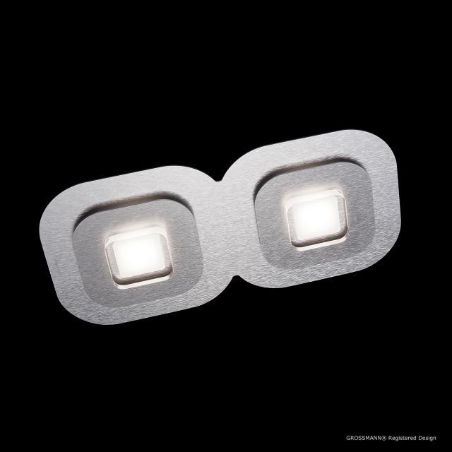 GROSSMANN AP LED Decken-/Wandleuchte, 2-flammig