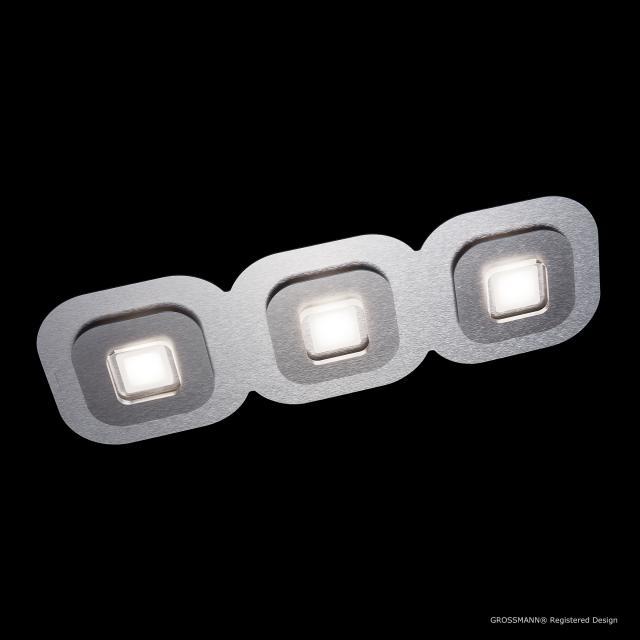 GROSSMANN AP LED Decken-/Wandleuchte, 3-flammig