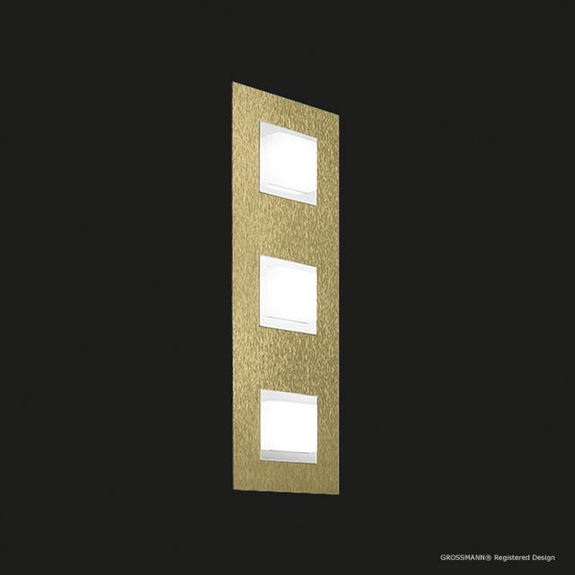 GROSSMANN Basic LED Decken-/Wandleuchte, 3-flammig