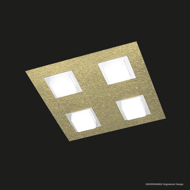 GROSSMANN Basic LED Deckenleuchte, 4-flammig
