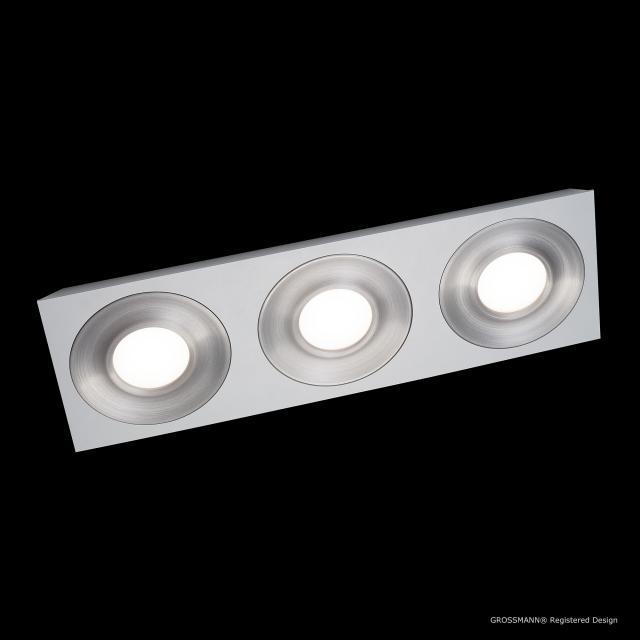 GROSSMANN Coax LED Decken-/Wandleuchte, 3-flammig