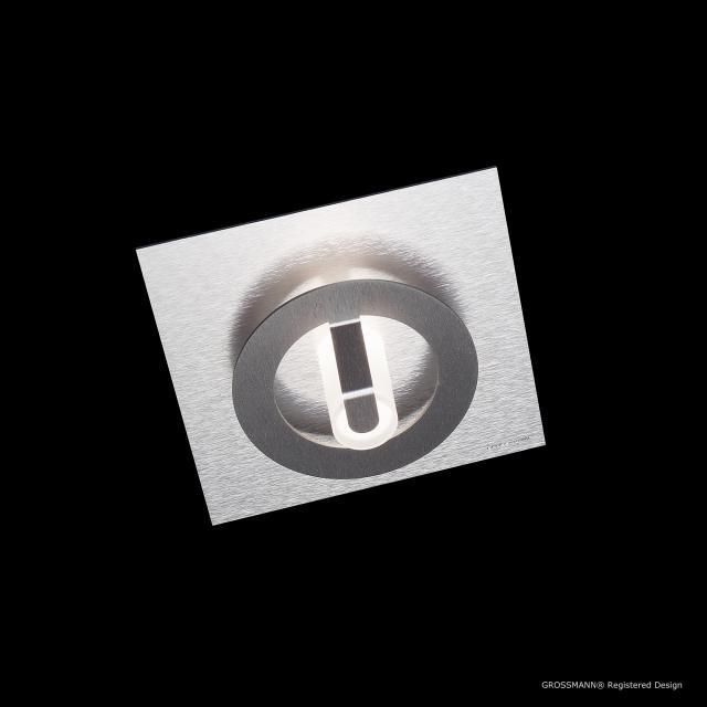 GROSSMANN Q LED Decken-/Wandleuchte, 1-flammig