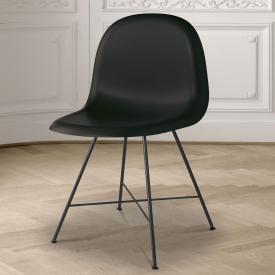 GUBI 3D Stuhl, Kunststoff