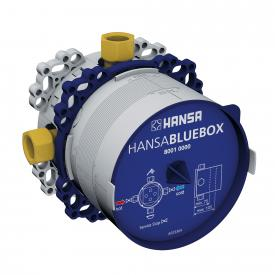 Hansa Bluebox Grundeinheit, Unterputz-Einbaukörper mit Vorabsperrung