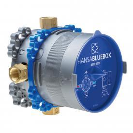 Hansa Bluebox Grundeinheit, Unterputz-Einbaukörper ohne Vorabsperrung
