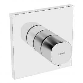 Hansa Living UP-Zentral-Thermostat-Batterie, eckig, für Bluebox