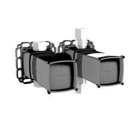 Hansa Matrix Unterputz-Einbaukörper Einhand-Batterie