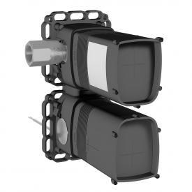Hansa Matrix Unterputz-Einbaukörper für elektronische Einhand-Batterie für Wandmontage