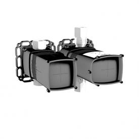 Hansa Matrix Unterputz-Einbaukörper Thermostat-Batterie