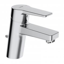 Hansa Twist Waschtisch-Einhand-Einlochbatterie, für offene Heißwassbereiter mit Ablaufgarnitur