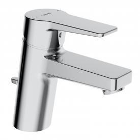 Hansa Twist Waschtisch-Einhand-Einlochbetterie mit Ablaufgarnitur mit Ablaufgarnitur
