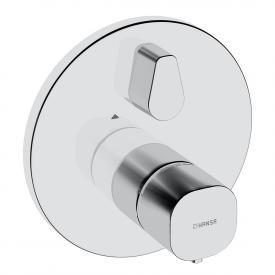 Hansa UP-Thermostat-Brause-Batterie, rund, für Bluebox