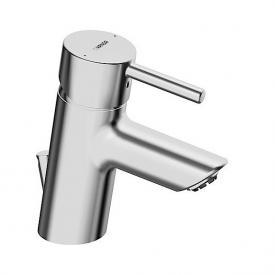 Hansa Vantis Style Waschtisch-Einhand-Einlochbatterie mit Ablaufgarnitur, für offene Heißwasserbereiter mit Ablaufgarnitur