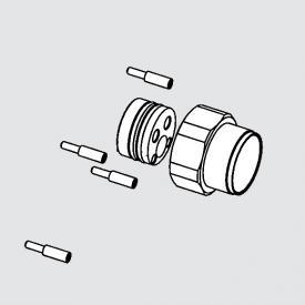 Hansa Verlängerungssatz 20 mm Einhand-Batterie