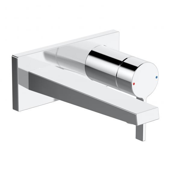Hansa Loft Waschtisch-Einhand-Wandbatterie