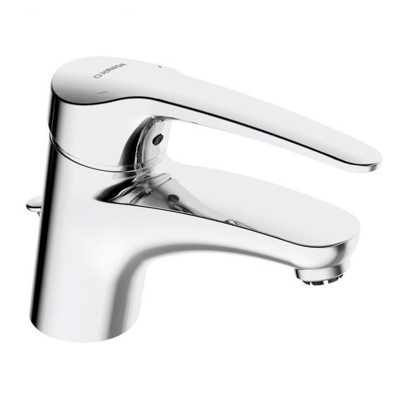 Hansa Medica Waschtisch-Einhand-Einlochbatterie für offene Heißwasserbereiter mit Ablaufgarnitur