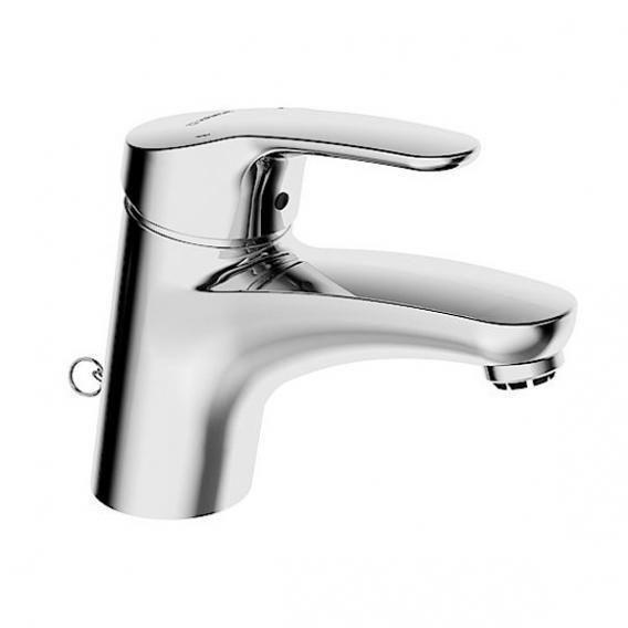 Hansa Mix Waschtisch-Einhand-Einlochbatterie für offene Heißwasserbereiter ohne Ablaufgarnitur
