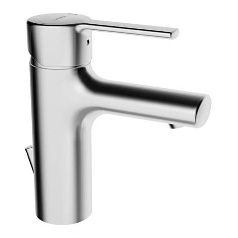 Hansa Ronda Waschtisch-Einhand-Einlochbatterie mit Ablaufgarnitur, für offene Heißwasserbereiter