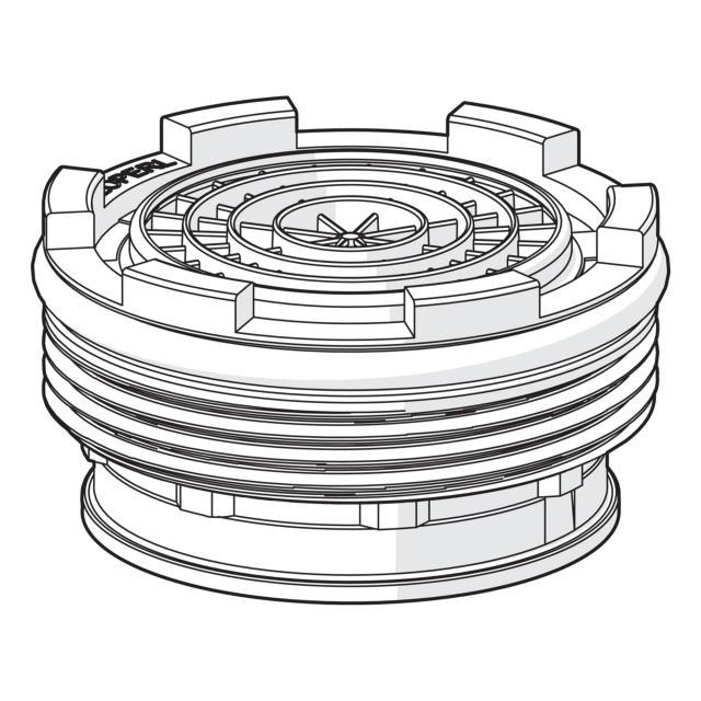 Hansa Luftprudler für Ronda Waschtisch-Einhand-Einlochbatterie 03012173