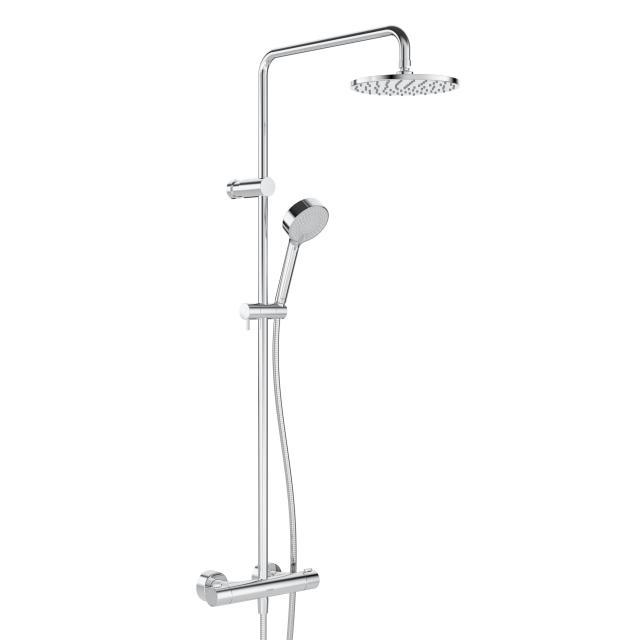 Hansa Prisma das NEUE Duschsystem mit Brause-Thermostat