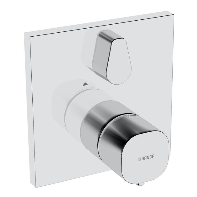 Hansa Thermostat-Brause-Batterie, für Bluebox-Grundkörper chrom