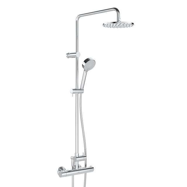 Hansa Unita das NEUE Duschsystem mit Brause-Thermostat