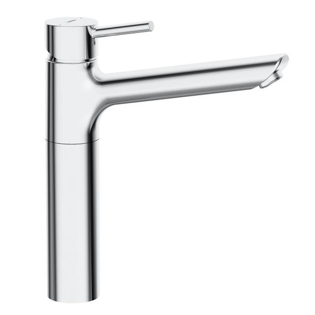 Hansa Vantis Style Waschtisch-Einhand-Einlochbatterie für Waschschüsseln, ohne Ablaufgarnitur