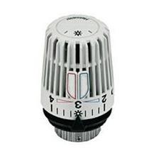 HEIMEIER Thermostat-Kopf K m. eingebautem Fühler, Sollwertbereich 6°C - 28°C, Diebstahlsic