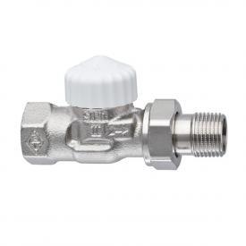 """HEIMEIER V-exact II Thermostat-Ventilunterteil Eck/Durchgang DN15 (1/2"""")"""