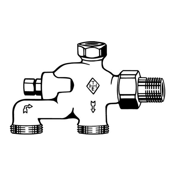 HEIMEIER EZ-System Verteiler