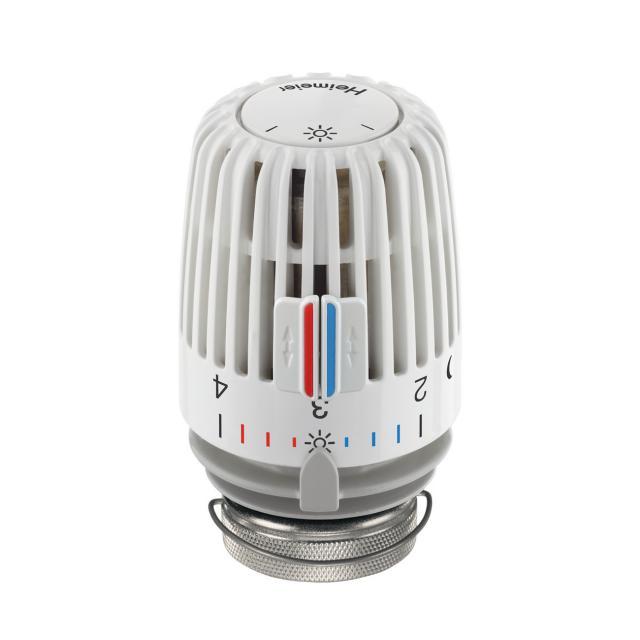 HEIMEIER Thermostat-Kopf K m. eingebautem Fühler, Sollwertbereich 6°C - 28°C Standard
