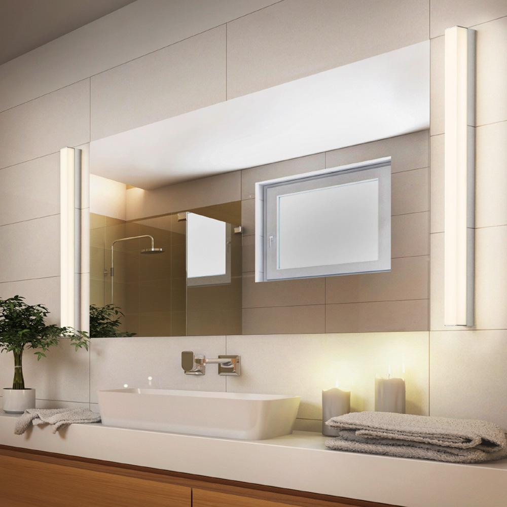 Spiegelbeleuchtung im Bad - einfach erklärt | REUTER Magazin