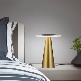 Helestra BAX LED Tischleuchte mit Dimmer
