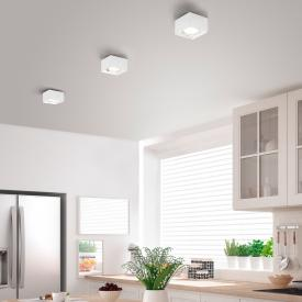 Helestra KARI LED Spot/Deckenleuchte, eckig