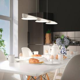 Helestra POLE LED Pendelleuchte mit Dimmer, 3-flammig