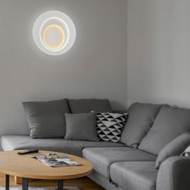 Helestra SEPA LED Wandleuchte/Deckenleuchte mit Dimmer