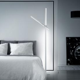 helestra STAY LED Stehleuchte mit Dimmer