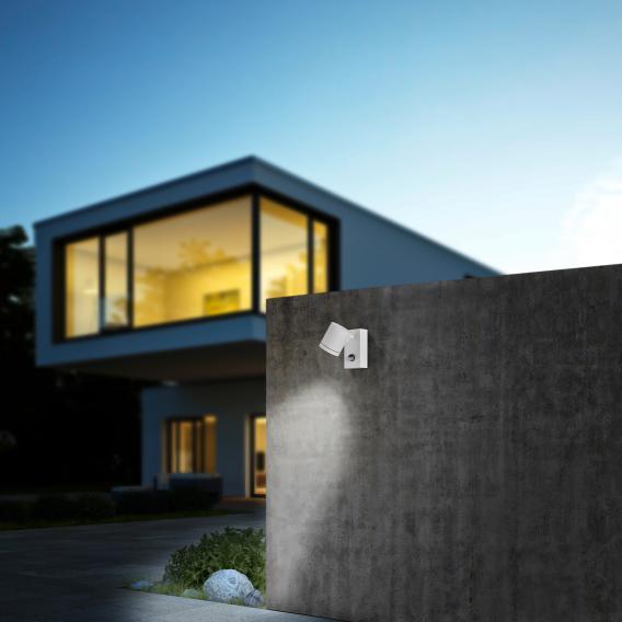 Helestra PART LED Spot/Wandleuchte mit Bewegungsmelder
