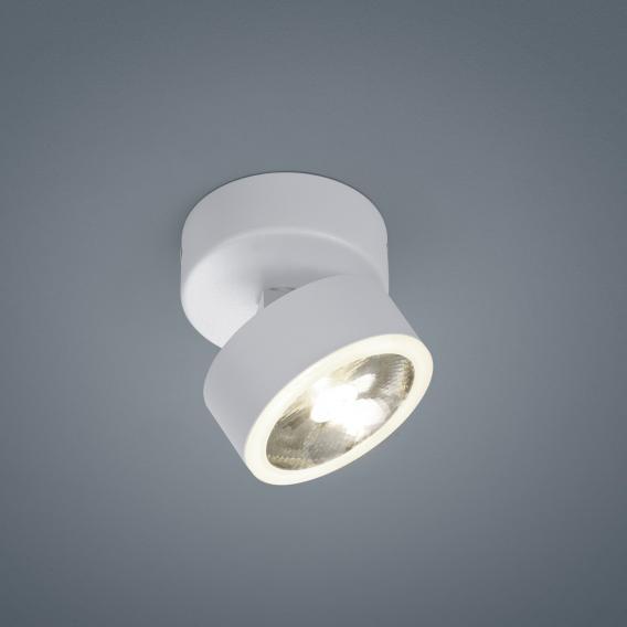 helestra PAX LED Deckenleuchte/ Spot 1-flammig