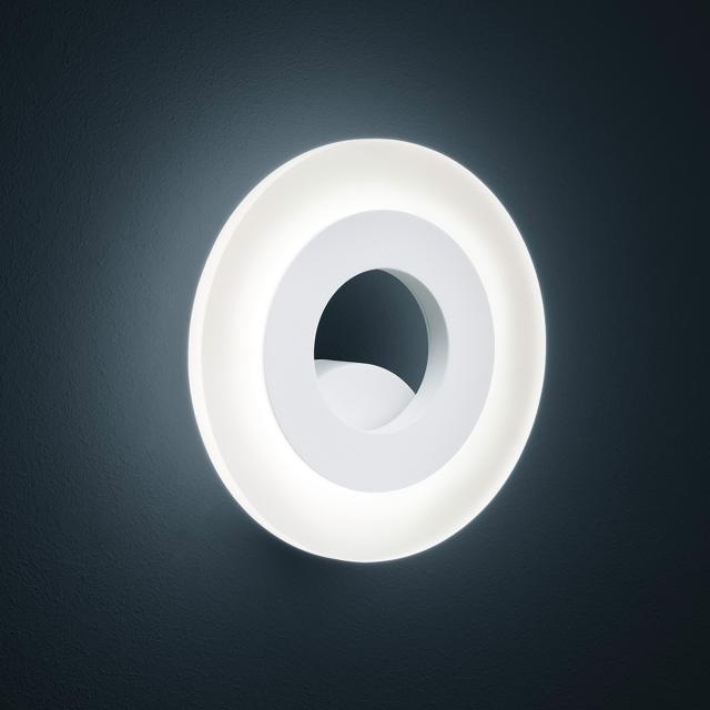 helestra JENNA LED Wandleuchte, rund